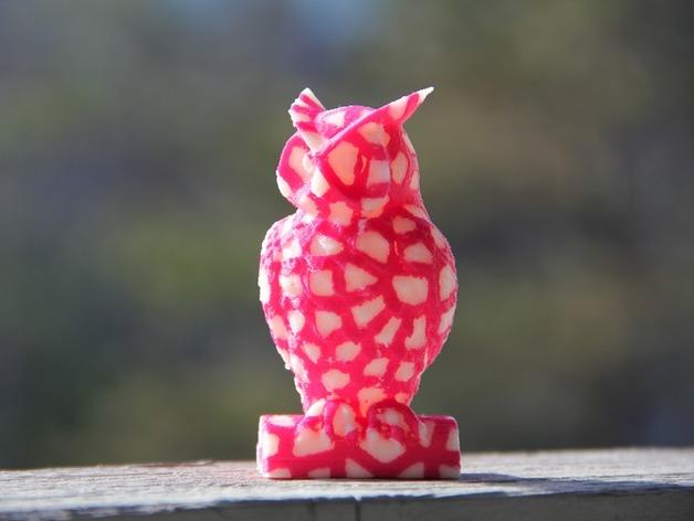 Owl Voronoi